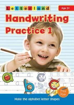 Handwriting Practice: 1 My Alphabet Handwriting Book by Lyn Wendon 9781862097209