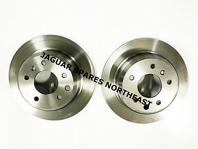 XJ40 FRONT BRAKE DISCS JLM1305 *SOLD AS A PAIR* FOR JAGUAR