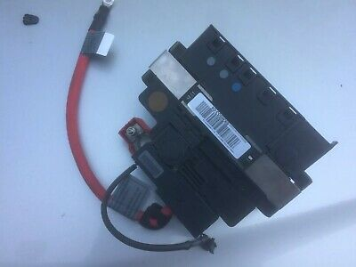 Bmw 1 Series Battery Positive Pole Lead/cable Air Bag  Crash Connector Type