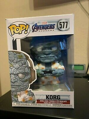 Funko POP! Marvel Endgame Gamer Korg - [PRE ORDER] - NEW