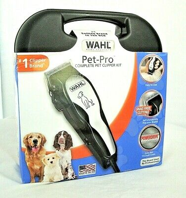 WAHL Clipper Pet-Pro Dog Grooming Kit – 9281-210