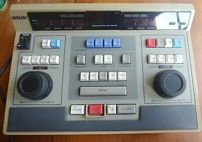 Sony RM-450 Editing Control Unit Video Controller