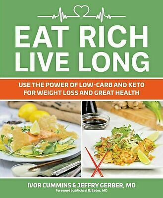 Eat Rich Live Long by Ivor and Jeffry (Ε-ΒOOΚ) PĎḞ Fast Delivery⚡