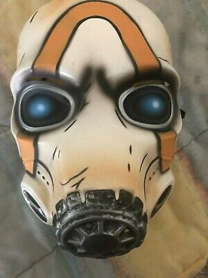 2019 SDCC Exclusive Borderlands 3 Psycho Mask  Rare Cosplay Halloween