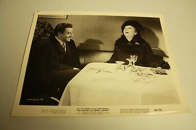 The World of Henry Orient 8X10 Original Movie Photo: Peter Sellers/A. Lansbury