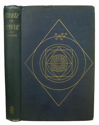 GREAT PYRAMID GIZEH EGYPT 1877 Egyptian History Astronomy Religion Occult Tomb