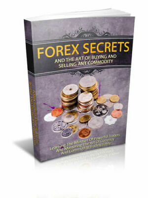 FOREX SECRETS- PDF- E Book Ebook Resell Rights
