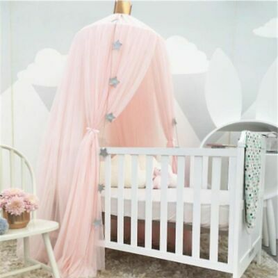 Canopy Baby Kids Bed-cover Hanging Cotton Mosquito Net Curtain Home Decoration