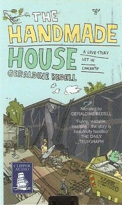 Geraldine Bedell - The Handmade House (Playaway MP3 A/Book 2009) FREE UK P&P