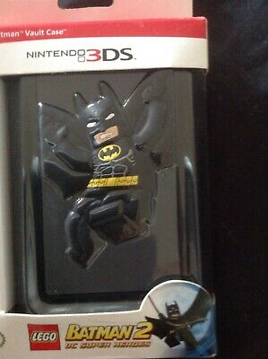 LEGO Batman 2 Nintendo 3DS Case In Box Unopened Case