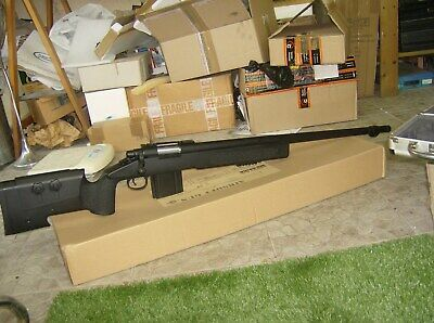 Mb 4416A , Full Metal+Abs  ,6Mm Bolt Action,30 Colpi ,Accessori By Well,Ok.!!