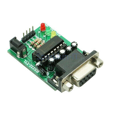 RS232 To TTL Converter Module COM Serial Board MAX232CPE Transfer Chip atmega16