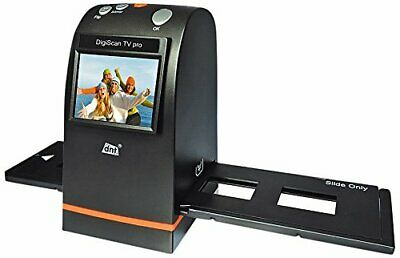 DNT Digitaler DigiScan TV pro 2-in-1 Diascanner, Negativ Scanner HU207 C+