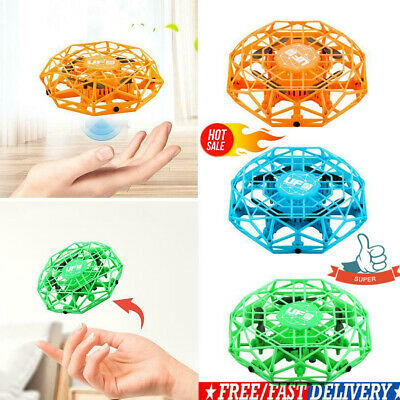 Mini Drones 360° Rotating Smart Mini UFO Drone for Kids Flying Toys Gift✿50% OFF