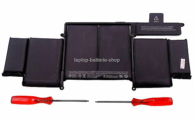 "AKKU Für Apple Macbook Pro 13"" Retina A1493 A1502 A1582 2013 2014 2015 Batterie"