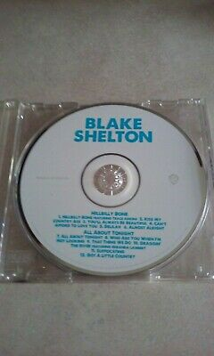 Used 4 Blake Shelton cd's not in orginial cases but in protective cases like new