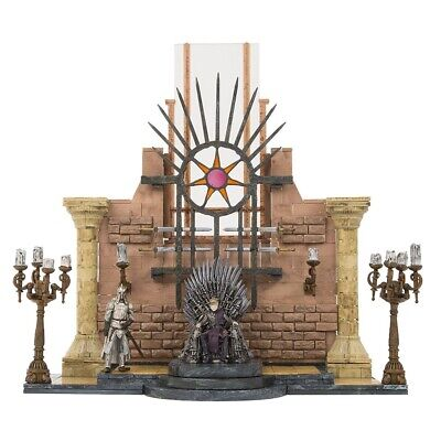 McFarlane Toys Construction Sets - Game Of Thrones - Iron Thrones Room