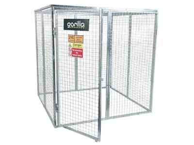 Armorgard GGC9 Gorilla Bolt Together Gas Cage 1800 x 1800 x 1800mm