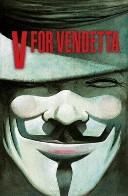 V for Vendetta 30th Anniversary: Deluxe Edition by A. Moore 9781401285005