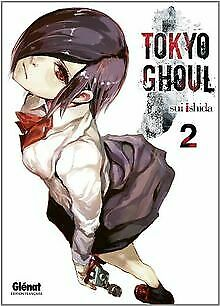 Tokyo ghoul Vol.2 by Sui Ishida | Book | condition very good