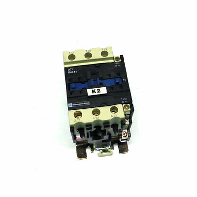 Telemecanique LC1 D4011 Contactor for use with LC1-D Motor Control Systems