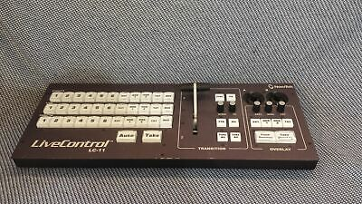 NewTek LieControl LC-11 Controller for Tricaster Studio (MAIN UNIT ONLY) Grade B