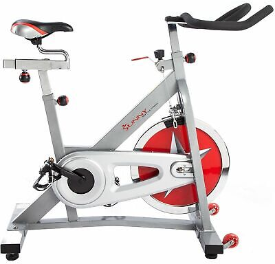 Sunny Fitness Pro Indoor Cycling Stationary Cycle Training Exercise Bike SF-B901