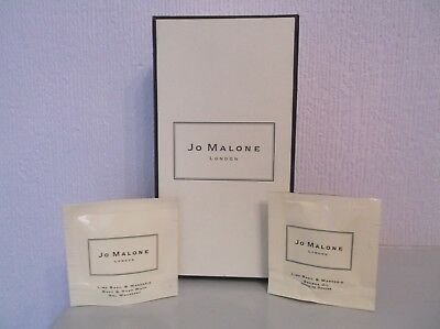 Jo Malone Presentation Box with Lime Basil & Mandarin Body Sachets
