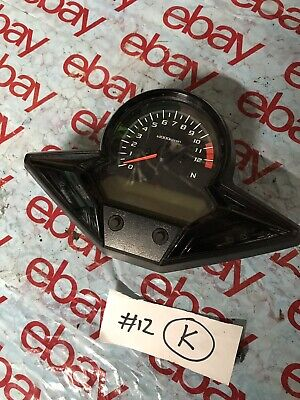 Honda CBR300 Clockset Clocks Speedo. #12