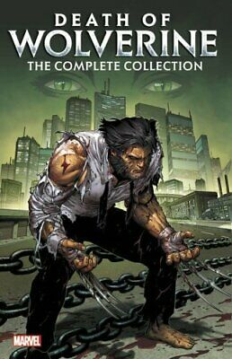 Death Of Wolverine: The Complete Collection by Charles Soule 9781302912420