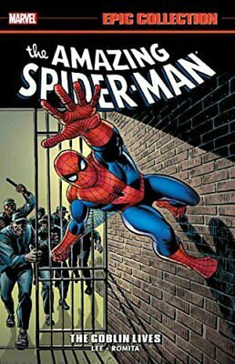 Amazing Spider-man Epic Collection: The Goblin Lives by Stan Lee 9781302917807
