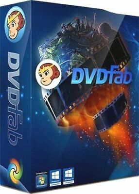 ✔️DVDFab 11 PORTABLE VERSION🔑DVD Copy Burning Rip🔑 32/64 Bits Instant Delivery