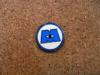 Monsters Inc. Disney Pin - Booster Coll.- Harryhausen's Sushi - Logo