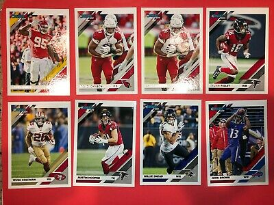 2019 Panini Donruss Football Base Cards 7-325 You Pick Rc's Rated Rookie Fs