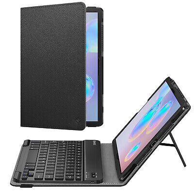 For Samsung Galaxy Tab S6 10.5 T860/T865 Case Cover Stand w/ Bluetooth Keyboard