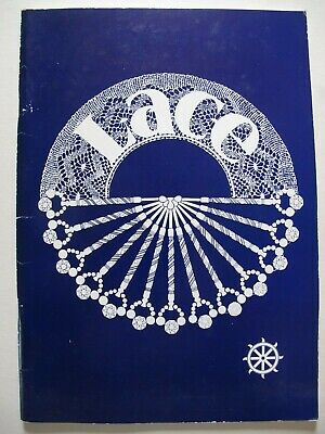 Lace Guild Pattern Book - Collection Of Bobbin Lace Patterns