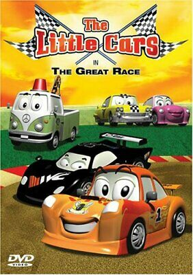 The Little Cars in The Great Race  (2006) DVD