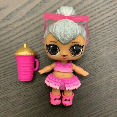 LOL Surprise Glam Glitter Series 2, Real Lol, Kitty Queen