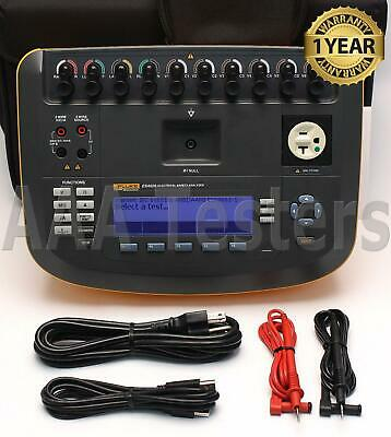 Fluke ESA620 115 VAC Electrical Safety Analyzer Medical Equipment Tester ESA-620