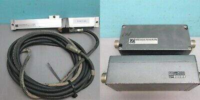 Lot of Heidenhain LS704C 320mm Linear Encoder with cord and EXE602E