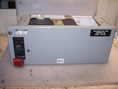 "Ge 8000 Series 30 Amp 6"" Half Feeder Bucket Sela36At0030 W 15A Plug Srpe30A"