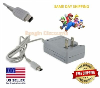 New AC Adapter Home Wall Charger Cable for Nintendo DSi/ 2DS/ 3DS/ DSi XL System