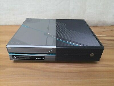 Good Condition Microsoft Xbox One Model 1540 1TB UNSC *Console Only*