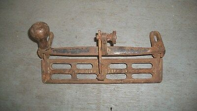 Millers Falls No. 88 Plane Gauge Vintage Tool Jointer Fence Joiner Gage