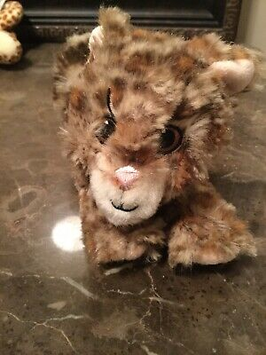American Girl Doll Lea Clark Margay Cat Rainforest Pet Authentic Plush Toy
