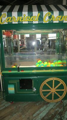 ICE CARNIVAL CRANE DOUBLE CABINET NICE SHAPE Shipping Available