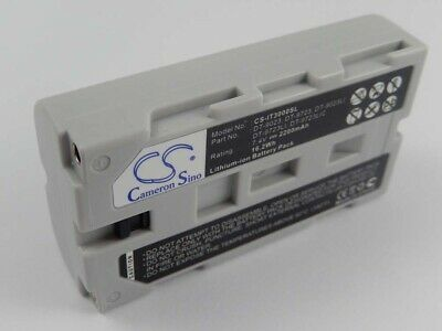 BATTERIA -VHBW- 2200mAh per Casio IT-3000, IT3100, IT-3100