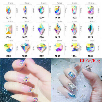3d diamond decor ongles strass diy démasquez stone manucure décorations