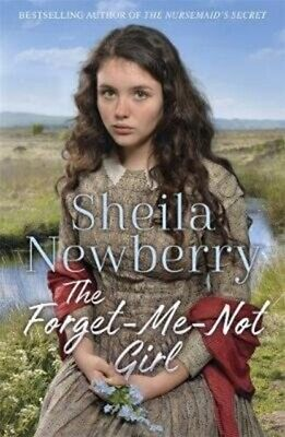 FORGET ME NOT GIRL, Newberry, Sheila