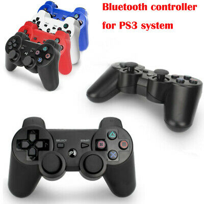 Bluetooth Wireless DualShock 3 Joystick SixAxis Controller For PS3 PlaySation 3